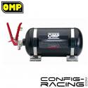 Kit extincteur automatique OMP 2.8L Mécanique Acier - Formule