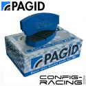 Plaquettes PAGID pour Subaru Impreza WRX STI - 07-10