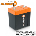 Batterie Lithium Super B - 10 A/h - démarrage 600A - 120x80x127 mm