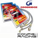 Durites Aviation Goodridge (Av / Ar) Honda Prélude BB1/BB2/BB3