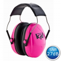 Casque anti-bruit Enfant Peltor - Rose