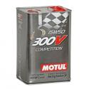 Huile Motul 300V Competition 15w50 - 5L