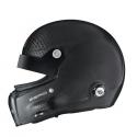 Casque Stilo ST5GT - ZERO Carbone - avec intercom - FIA - SA2015
