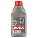 Liquide de frein MOTUL Dot 3 & 4