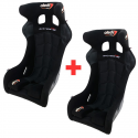 PACK 2 Baquets FIA ATECH Extreme S2