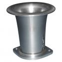 Cornets aluminium - Diamètre 48mm
