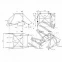 Arceau OMP RAC Suzuki Swift 1 3 portes Multipoints à souder