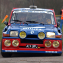Pare choc Avant - R5 Turbo Maxi