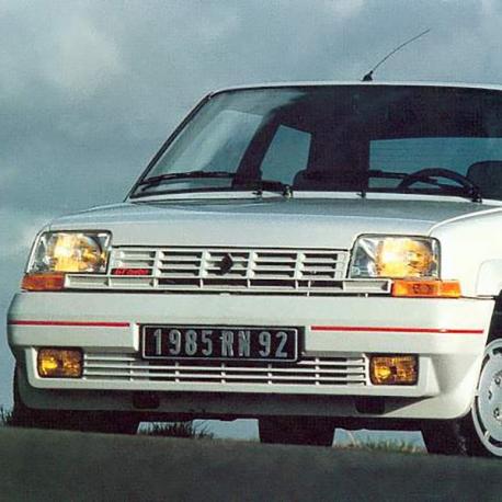 Renault 5 gt turbo nouvelle pompe à carburant filtre phase 1 origine