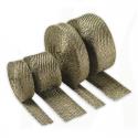 Ruban Isolant thermique DEI titanium - 50mm - 15m