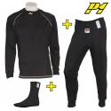 PACK Sous-vêtements P1 FIA - Noir