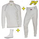 PACK Sous-vêtements P1 FIA - Blanc