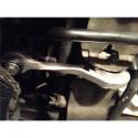 Kit 4 silent blocs ROHNCOR caoutchouc renforcés Renault Clio 2 RS 172 cv