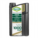 Huile Yacco VX 1000 FAP 5W40 2L
