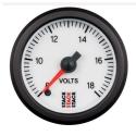 Voltmètres STACK Pro Ø52 | 8-18V